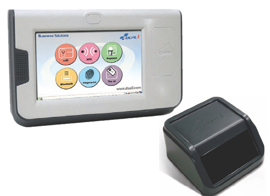 NFC Enable Multi-Kiosk iTOUCH -Dual i