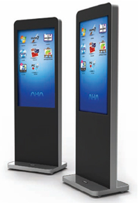 LCD Tablet Monitor - AHA Information & Communication