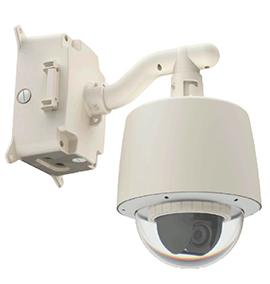 Dual Codec IP Cameras