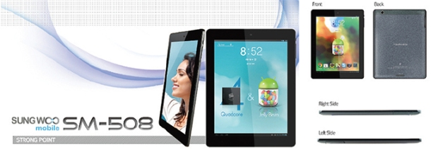 Smart Life with Smart Tablet