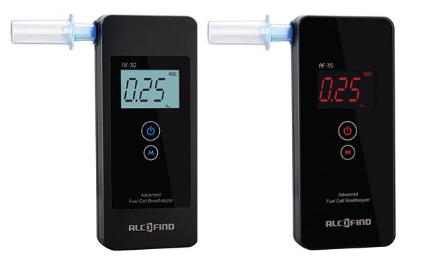 Digital-Breathalyzers