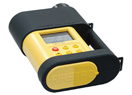 Laser-methane-leak-detector