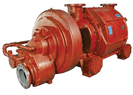 Liquid-ring-vacuum-pump-&-heat-exchanger_1