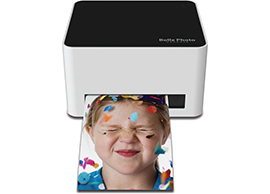 Smartphone-photo-printer