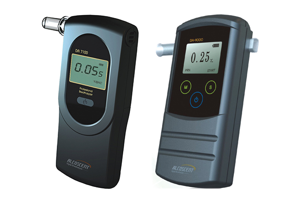 Digital-breathalyzer