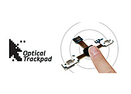 Optic-based-navigation-module