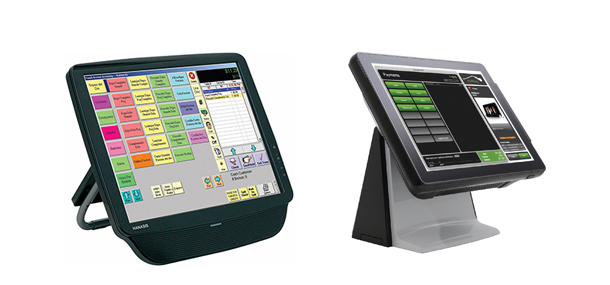 Touch-PC-POS-system