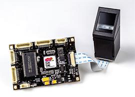Fingerprint-embedded-module