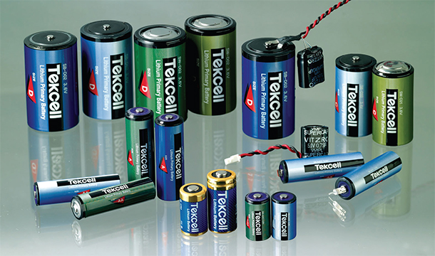 Lithium-primary-batteries