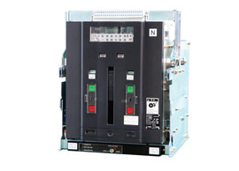 Automatic-transfer-switch-(air-circuit-breaker-type)