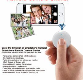 Smartphone-remote-camera-shutter