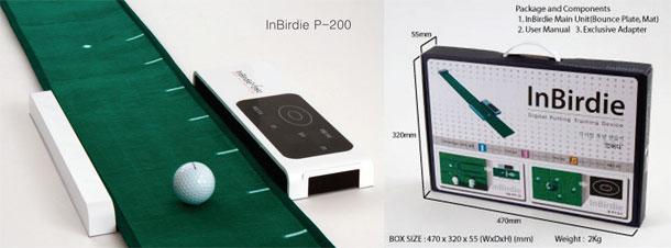 Digital-putting-trainer-'In-Birdie-P-200'