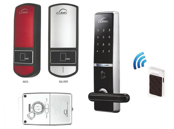 Smart door lock  sc 1 st  Korean-Electronics.com : door locking devices - pezcame.com