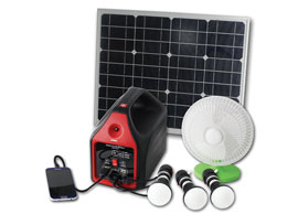 Solar-home-system