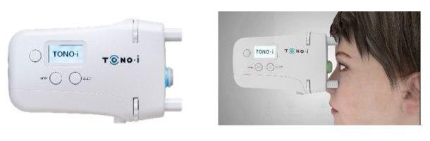 Non-contact Self-test Portable Tonometer