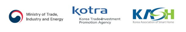 For Promotion of Korea's Smart Home Products