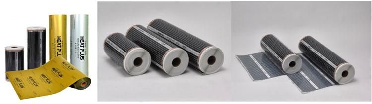 Electricity Underfloor Carbon Heating Film
