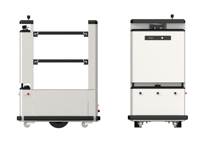 100kg-Payload Mobile Robots