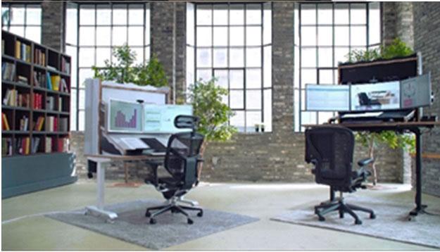 Ergonomic Smart Workstation