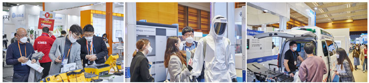 KIMES 2021 Featured Hybrid Exhibition Reflecting the Changing Business Environment Caused by COVID-19