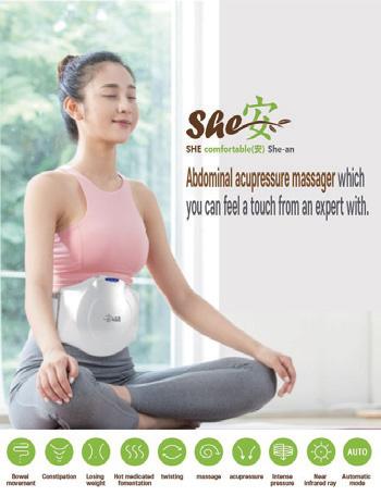 Bowel Movement Acupressure Massager