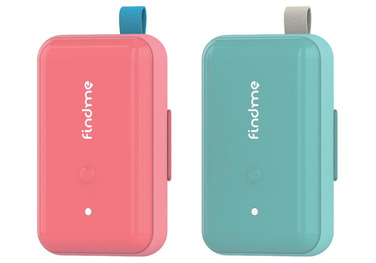 "Smart IoT GPS Tracker ""Findme"""