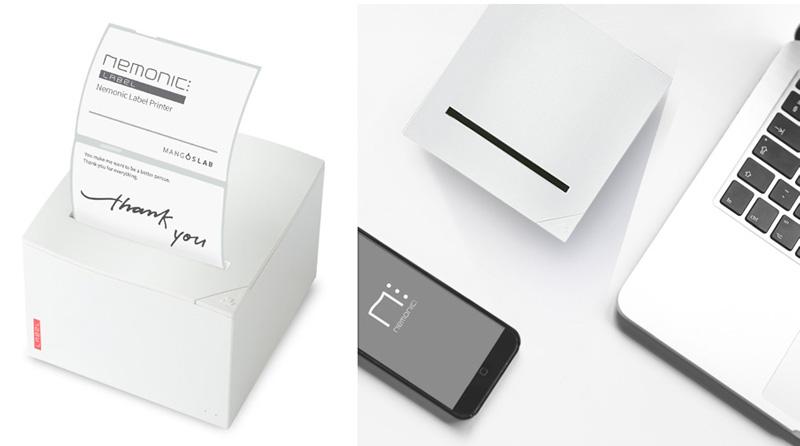 Label Printer Nemonic (Nemonic Label)
