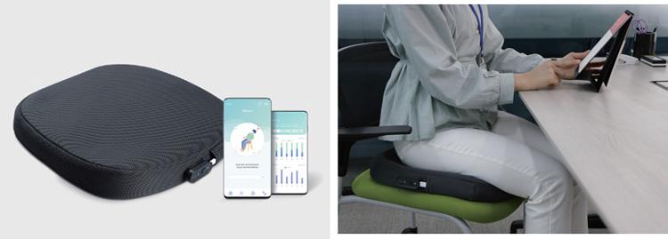 Smart IoT Cushion (BackKeeper)