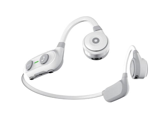 Bluetooth Open-Type Headphones