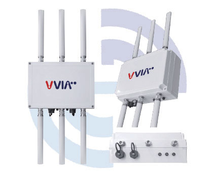 Outdoor Wireless AP+Mesh Communication Equipment