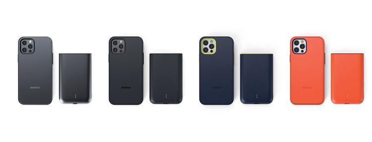 Battery Packs & Cases