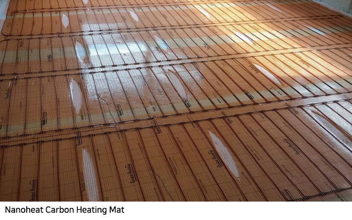 Electric Underfloor Heating System