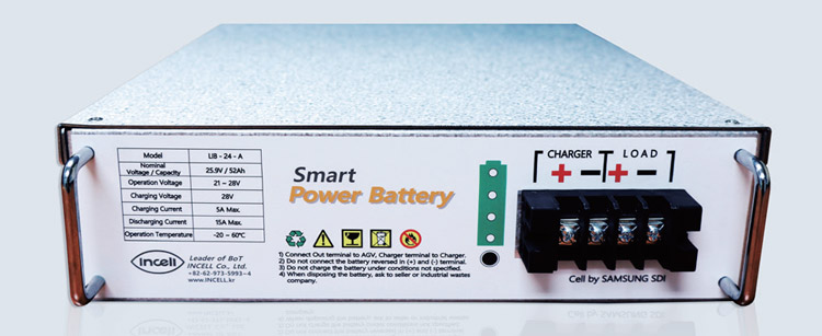 Battery System for ESS