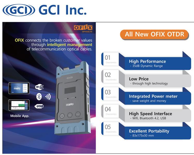 IoT-based OFIX OTDR