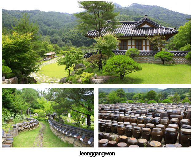 Korea Traditional Food Culture Experience Center, Jeonggangwon